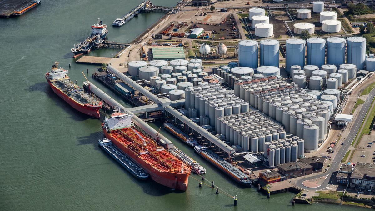 Lof petrochemische industrie